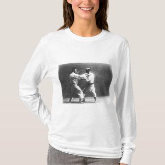 Japansk Judoka Jigoro Kano Kyuzo Mifue Judo Tee