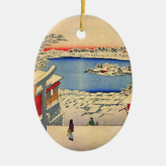 Japansk julprydnad för vintage juldekoration