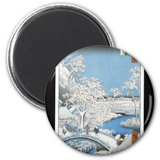Japansk konstmagnet magnet