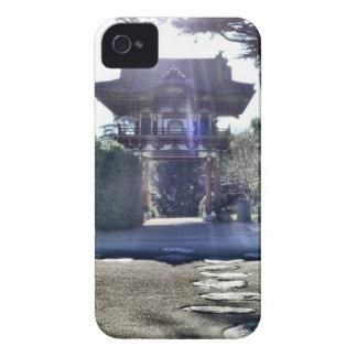 Japansk Teaträdgårdnyckel Case-Mate iPhone 4 Fodral