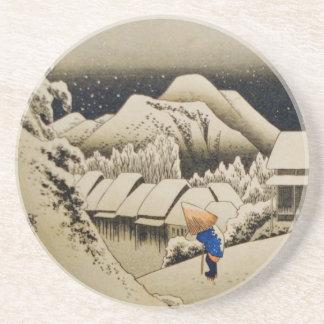 Japansk vinter1:2 underlägg