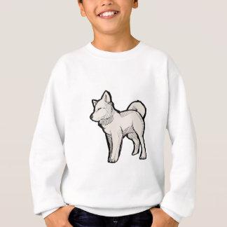 Japanska akita t shirt