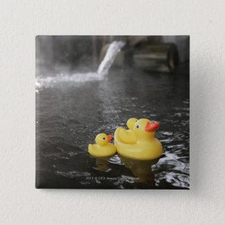 Japanska Rubber Duckies Standard Kanpp Fyrkantig 5.1 Cm