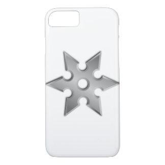 Japanskt fodral för Ninja vapenShuriken iPhone 7