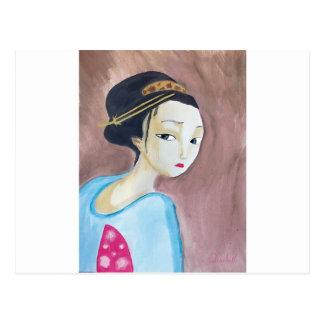 japonesaegeisha vykort