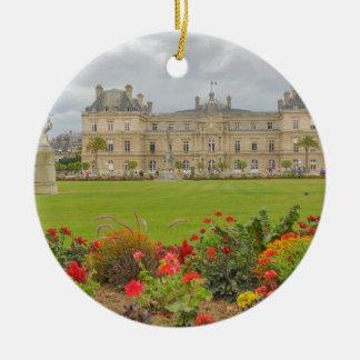 Jardin du Luxembourg Julgransprydnad Keramik