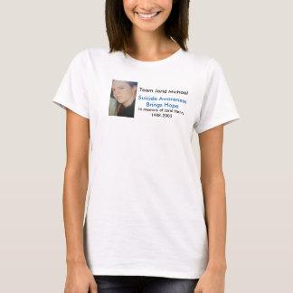 Jarid Henry medvetenhetutslagsplats #2 T-shirt