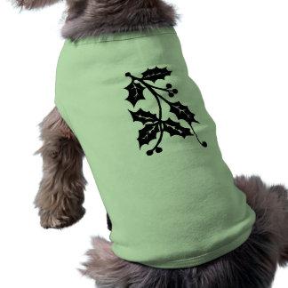 JärnekSilhouette Hundtröja