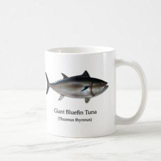 Jätte- Bluefintonfisk Kaffemugg