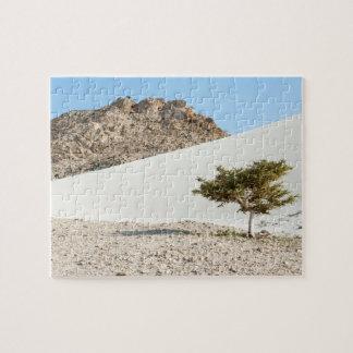 Jätte- sanddyn - Delisha, Socotraö, Yemen Pussel