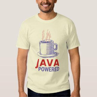 Java drev t-shirt