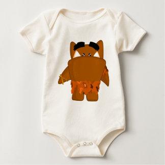 Java manmonster body för baby