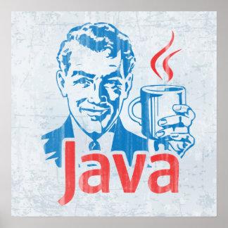 Java programmerare affischer