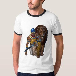 JAYCEN & APEDEMAK - Ringer T-shirt
