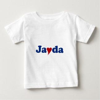 Jayda med hjärta t shirts