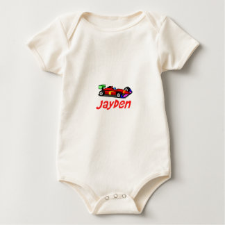 Jayden Bodies För Bebisar