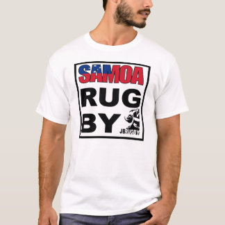 (Jbrugby) Samoa Rugby, T Shirts