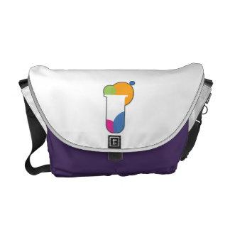 JCF-messenger bag 2014 Kurir Väskor