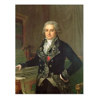 Jean Antoine Chaptal Comte de Chanteloupe Vykort