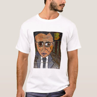Jean-Paul Sartre Tshirts