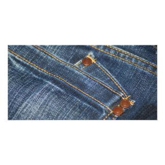 Jeans Fotokort Mall