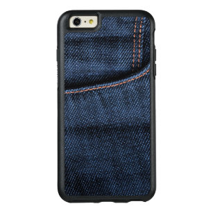 Jeans stoppa i fickan OtterBox iPhone 6 6s plus skal daf5bad60ad2e