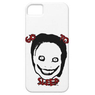 Jeff mördare iPhone 5 cover