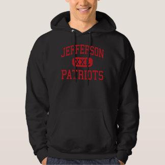 Jefferson - patrioter - junior - Naperville Sweatshirt