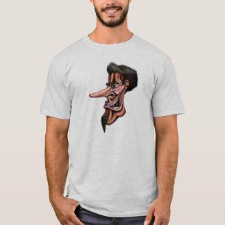 Jeffy stor näsa t-shirts