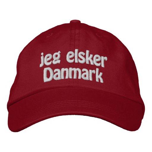 Jeg Elsker Danmark Kepor