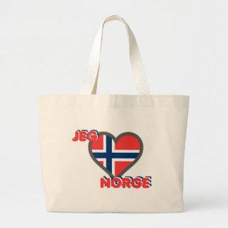 Jeg Elsker Norge (jag älskar norge), Jumbo Tygkasse