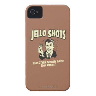 Jello Shots: Annan favorit- sak iPhone 4 Case-Mate Cases