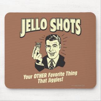 Jello Shots: Annan favorit- sak Musmatta