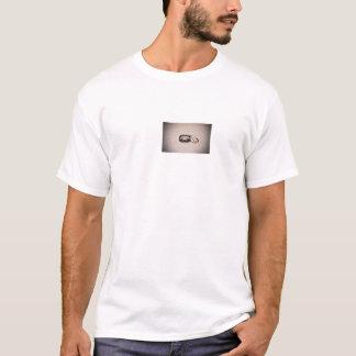 Jenifer & Gregs bröllopmanar skjorta T-shirts