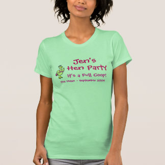 Jens möhippa - hönor t-shirts
