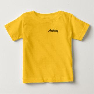 Jersey för Anthony babybra T-tröja Tee Shirt