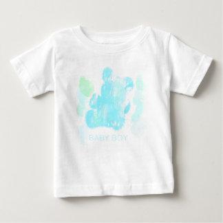 Jersey för bra för pojkevattenfärgnalle T-tröja T-shirt