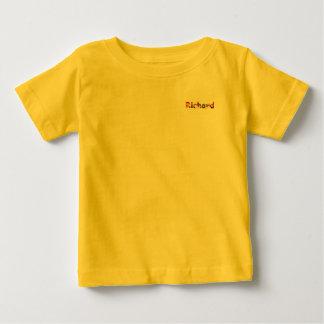 Jersey för bra för Richard gultbaby T-tröja Tee