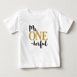 Jersey för Herr ONEderful babybra T-tröja Tshirts