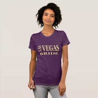 Jersey för Las Vegas BRUDbra T-tröja Tee Shirt