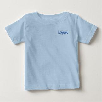Jersey för Logan babybra T-tröja T-shirt