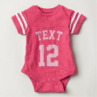 Jersey för sportar för rosababy | design t shirts