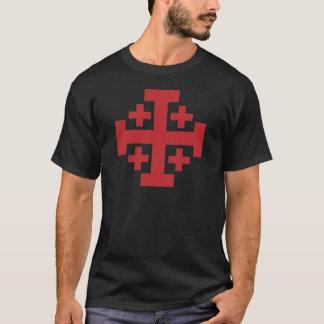 Jerusalem argt enkelt rött tshirts