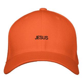 JESUS 1 av 144.000 Broderad Keps