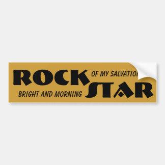 Jesus är en rockstjärna bildekal