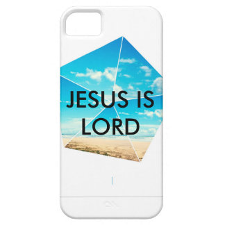 Jesus är lorden iphone case iPhone 5 Case-Mate skal
