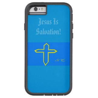 Jesus är räddning! tough xtreme iPhone 6 case