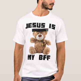 Jesus björn gömmd kam t-shirt