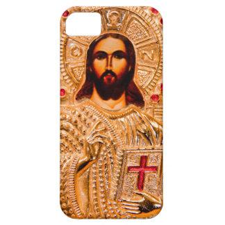 Jesus christ guld- symbol iPhone 5 Case-Mate skal