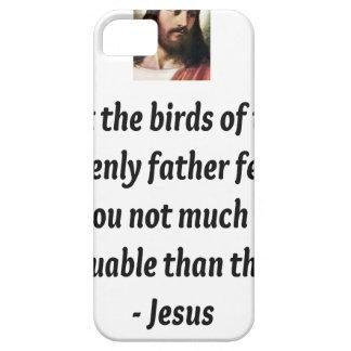 Jesus citationstecken iPhone 5 cases